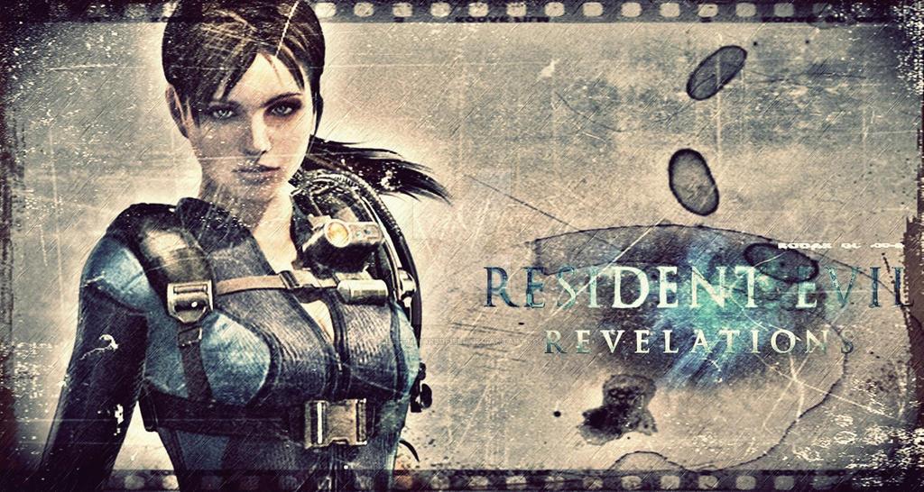 Resident Evil Revelations By