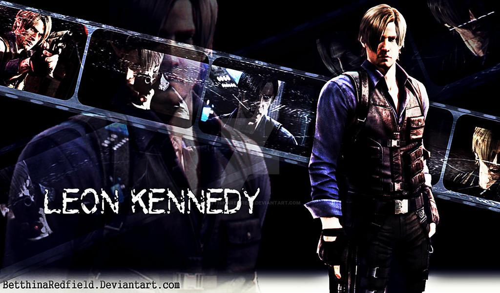 Leon Kennedy Wallpaper Ps3 By Jillvalentinexbsaa On Deviantart: Resident Evil 6
