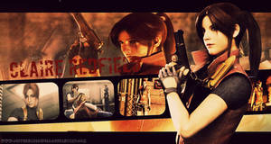 Claire Redfield - REDC - Memory Of Lost City