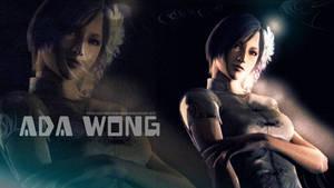 Ada Wong - RE 6 - Mercenaries - Wallpaper