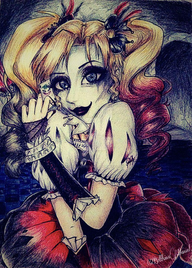 Harley Quinn by BetthinaRedfield