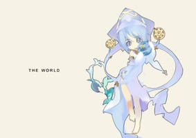 The world II by roosarea