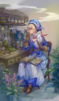 The Trainee Herbalist
