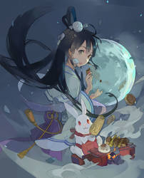 Moon Festival 2017 by roosarea