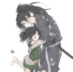 Hyakkimaru and Dororo