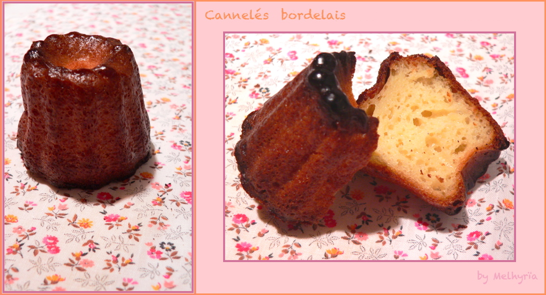 Canneles by Melhyria