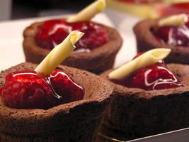 Chocolat framboise by Melhyria