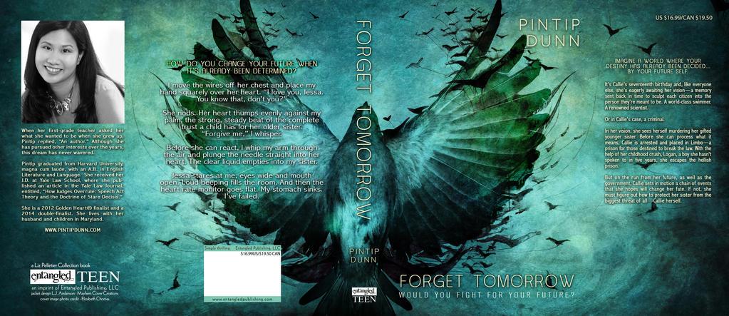 Forget Tomorrow - Pintip Dunn by soapymayhem