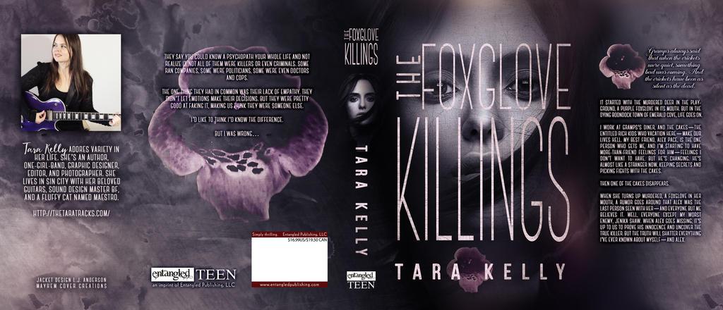 The Foxglove Killings by soapymayhem