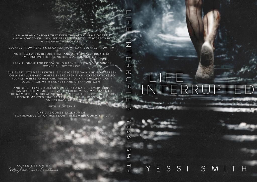 LifeInterrupted - Yessi Smith by soapymayhem