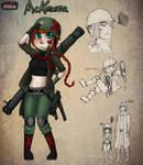 The Bandit Guild: McKenna