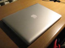 MacBook Pro 13' 1:3 by Kwbmm
