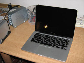 MacBook Pro 13' 2:3 by Kwbmm