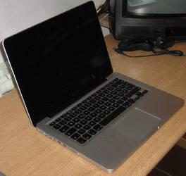 MacBook Pro 13' 3:3 by Kwbmm