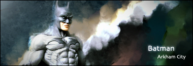 Batman: Arkham City by Kwbmm