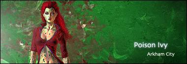 Poison Ivy: Arkham City by Kwbmm