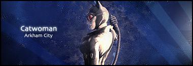 Catwoman: Arkham City by Kwbmm