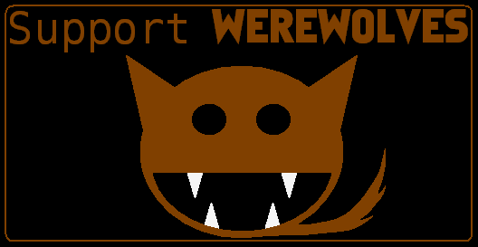 Support Werewolves by DTWX