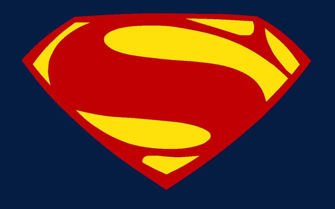 superman logo man of steel vector wwwpixsharkcom