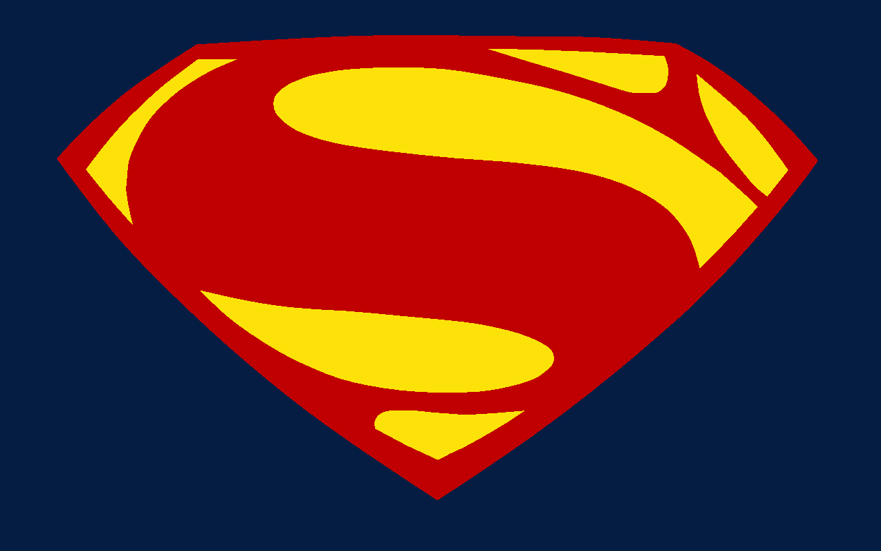Man of Steel -Custom Logo WP by DTWX