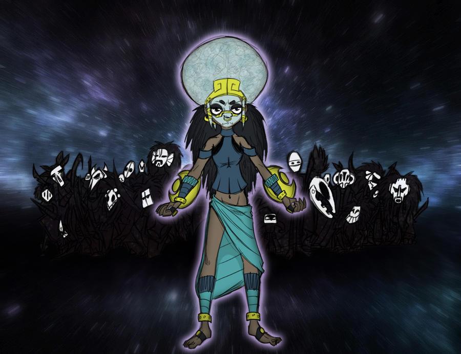 Aztec God of War part 4 by aftertaster7 on DeviantArt