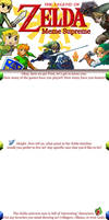 Zelda Meme Supreme -blank-