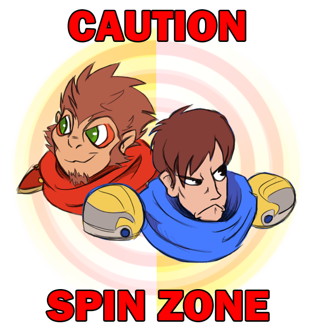 Welcome to the Spin Zone by aftertaster7