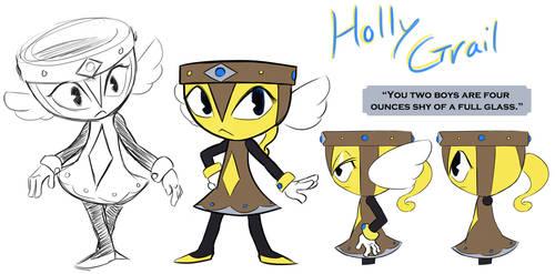 Holly Grail draft
