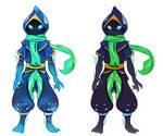 Frostbitten Warlock
