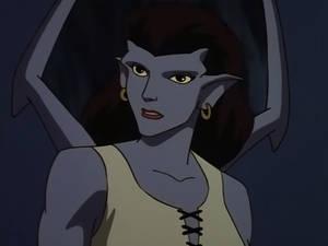 Gargoyles Angela Cute