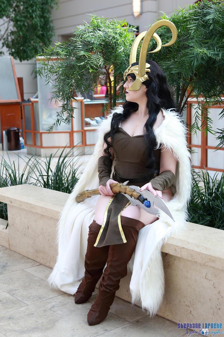 I am the true ruler of Asgard by SkullsAndStripes