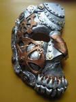 My first SteamPunk Mask