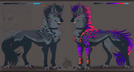 Closed Adopt - Wolf Auction