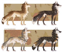 Wolf Adopts - Closed