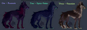 [Closed] Dire Wolves
