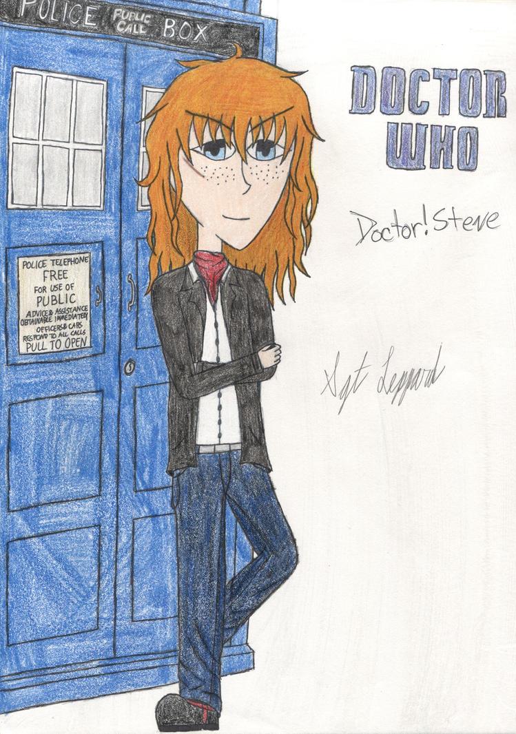 Doctor!Steve by SgtLeppard