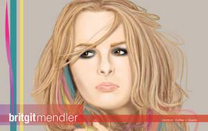 the cover of Bridgit mendler