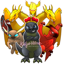 King of the Kuties by kaiju-hime