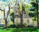Church in Greenfield Hill