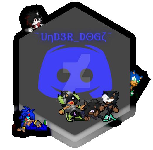 Underdogs~ discord icon by Shizumiyuzumi on DeviantArt
