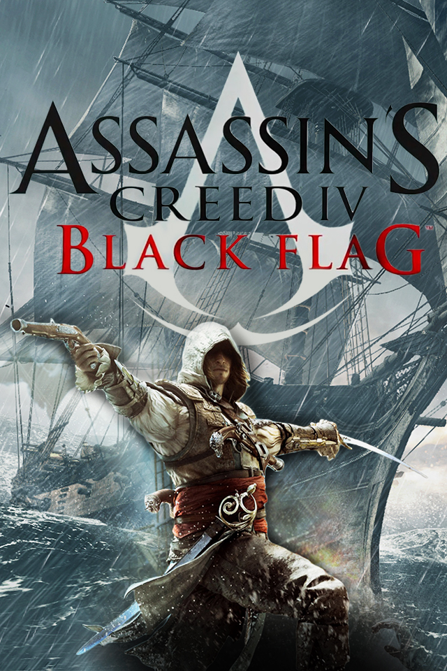 assassins creed 4 iphone wallpaper images