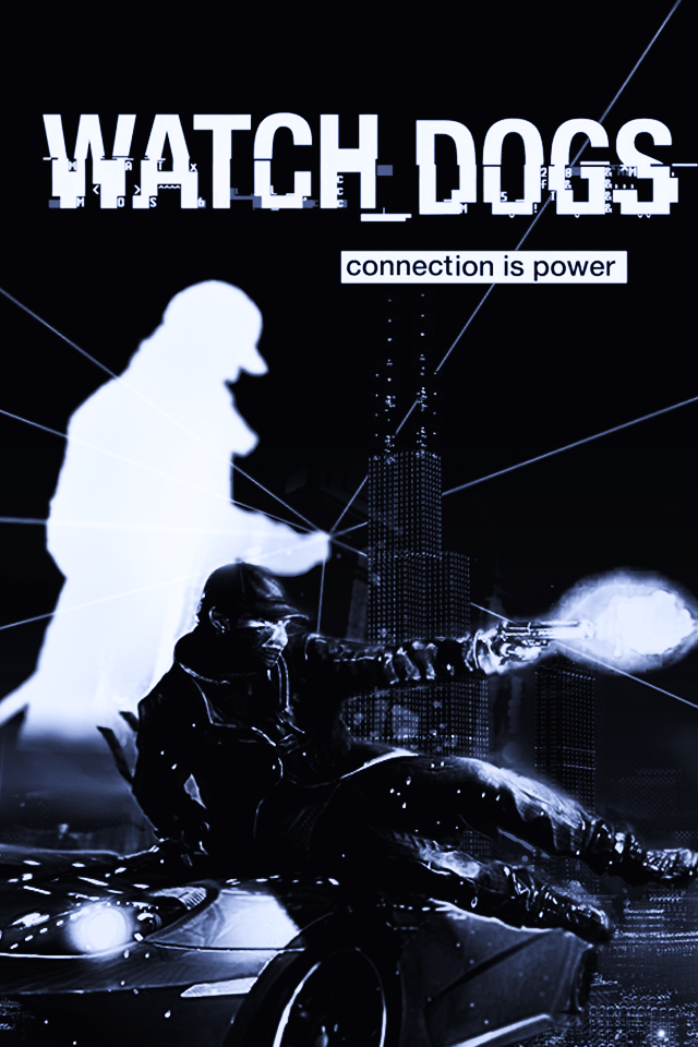 Watch Dogs iPhone 4 Wallpaper by Powers1ave1 on DeviantArt