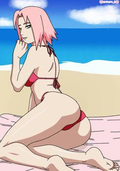 Fanart: Sakura Haruno