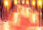 Soft Pastel Lanterns