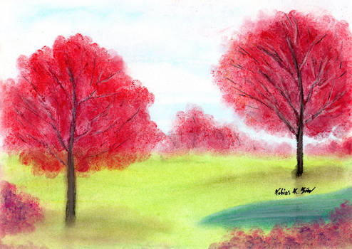 Red Tree Valley