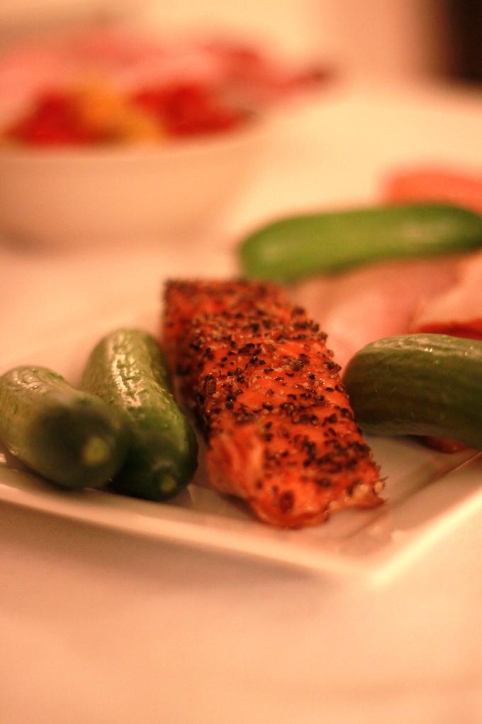 Salmon by xSymphoniex