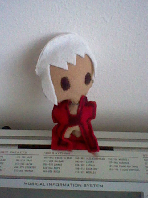Little Dante by ChibiLunasMoon