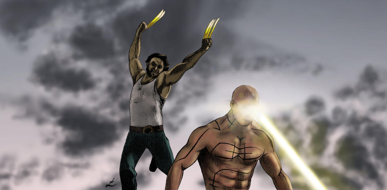 X-men Origins Wolverine by IndioBlack619 on DeviantArt X Men Deadpool Drawings