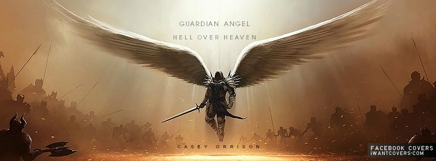 Guardian Angle-Hell Over Heaven (Book 2) by werewolftg