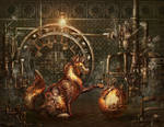 new look - Russian Fairy Tales: Kolobok